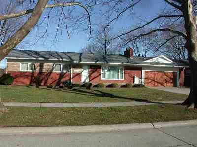 Allen Park Single Family Home For Sale: 10801 Kolb