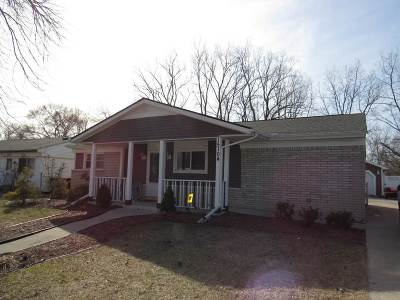 Taylor Single Family Home For Sale: 15104 Siebert