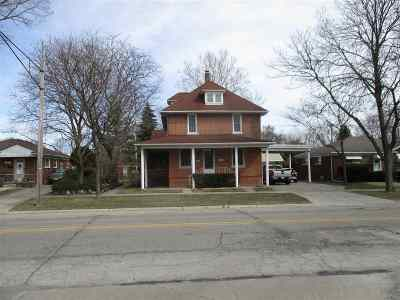 Allen Park Single Family Home For Sale: 10031 Reeck