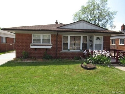 Taylor Single Family Home For Sale: 6784 Cooper