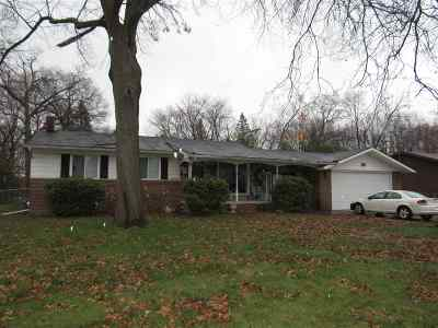 Taylor Single Family Home For Sale: 9729 Cherokee