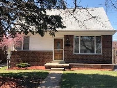 Allen Park Single Family Home For Sale: 9936 Park Ave