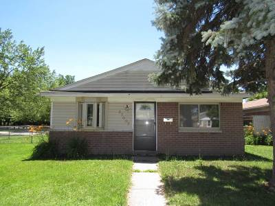 Taylor Single Family Home For Sale: 27007 Sally