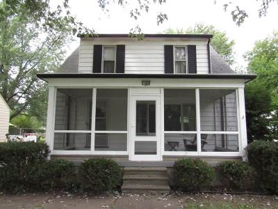 Taylor Single Family Home For Sale: 11864 Beech Daly