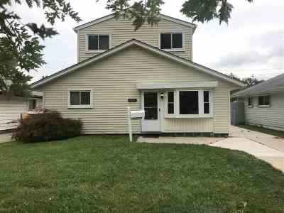Taylor Single Family Home For Sale: 7741 Monroe