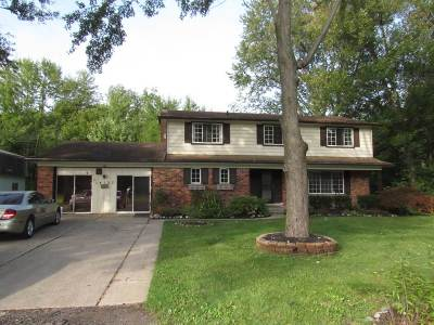 Taylor Single Family Home For Sale: 14127 Mortenview