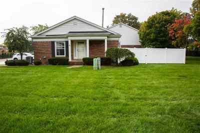 Trenton Condo/Townhouse For Sale: 4600 Colonial Ln.