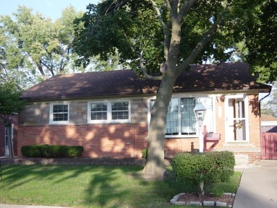 Southgate Single Family Home For Sale: 15751 Richmond