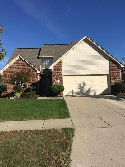 Trenton Single Family Home For Sale: 24363 Charles