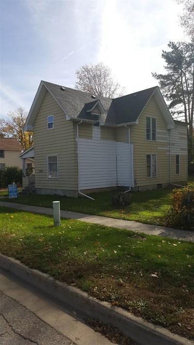 Flushing Single Family Home For Sale: 217 W Main Street