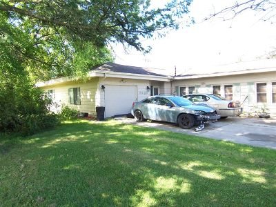 Flushing Single Family Home For Sale: 7495 Coldwater Road