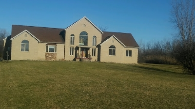 Flint Single Family Home For Sale: 4434 Jennings Road