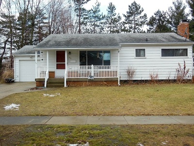 Flushing Single Family Home For Sale: 413 Dale Street