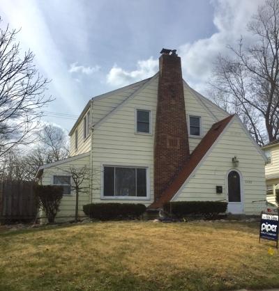 Flint Single Family Home For Sale: 1122 S Franklin Avenue