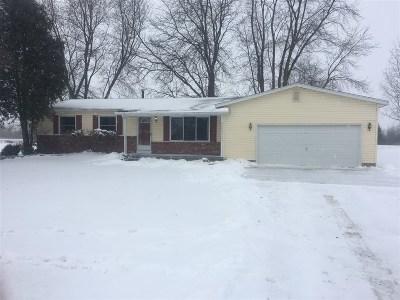 Montrose Single Family Home For Sale: 14119 Elms Road