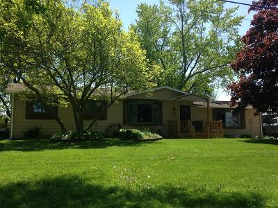 Flint Single Family Home For Sale: 5443 W Coldwater Road