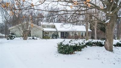 Flint Single Family Home For Sale: 1265 Mill Creek Road