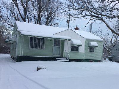 Flint Single Family Home For Sale: 1510 Woodhall Drive