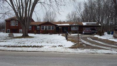 Flushing Single Family Home For Sale: 8130 Frances Road