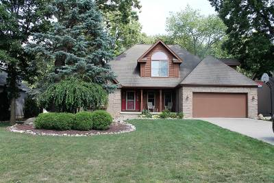 Flushing Single Family Home Contingent: 409 Riverwoods Drive