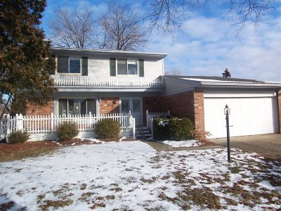 Flushing Single Family Home For Sale: 343 Holland Road