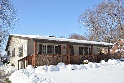 Flushing Single Family Home For Sale: 4473 Seymour Road