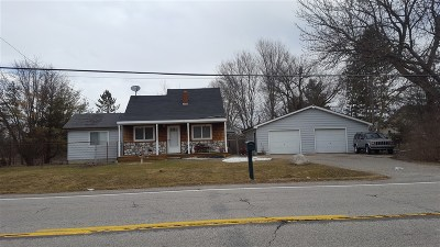 Flushing Single Family Home For Sale: 6308 River Road