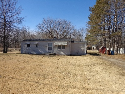 Montrose Single Family Home For Sale: 10455 Nichols Road