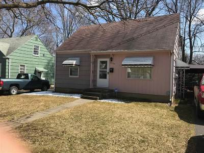 Flint Single Family Home For Sale: 4102 Lawndale Avenue
