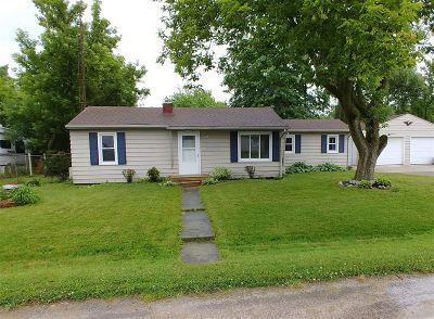 Flint Single Family Home For Sale: 7045 Normandy Road
