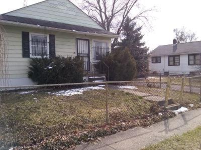 Flint Single Family Home For Sale: 1401 Waldman Avenue