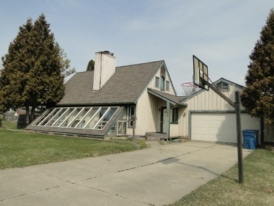 Flint Single Family Home For Sale: 7246 Calkins Road