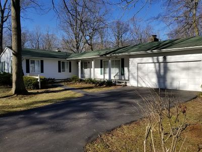 Flushing Single Family Home For Sale: 5211 Chickasaw Trail