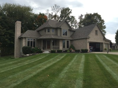 Flushing Single Family Home For Sale: 530 Misty Morning Drive