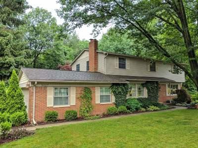 Flushing Single Family Home For Sale: 5327 Conestoga Drive