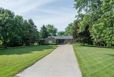 Flushing Single Family Home For Sale: 7355 W Carpenter Road