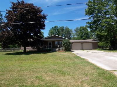 Flushing Single Family Home For Sale: 6367 Turner Road
