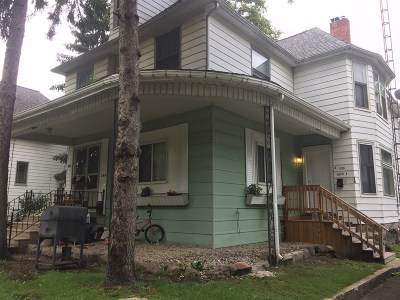 Flint Multi Family Home For Sale: 436 Thomson Street