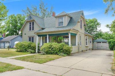 Flushing Single Family Home For Sale: 612 E Main Street