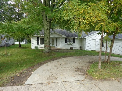 Montrose Single Family Home For Sale: 296 S Saginaw Street