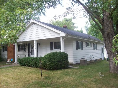 Flint Single Family Home For Sale: 3412 Clement Street