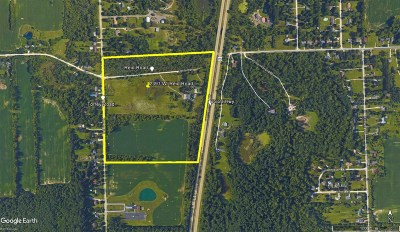 Flint Single Family Home For Sale: 2391 W Reid W Road