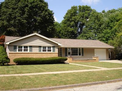 Flushing Single Family Home For Sale: 425 Chestnut Street