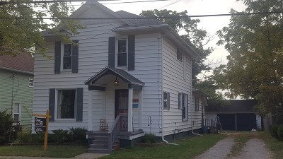Flushing Single Family Home For Sale: 126 S McKinley Road