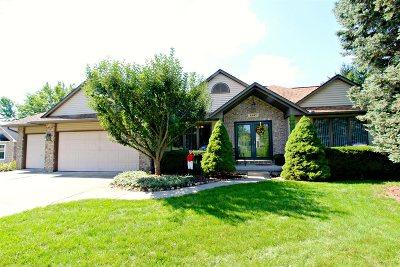 Flushing Single Family Home Held: 1447 Fairways East Drive