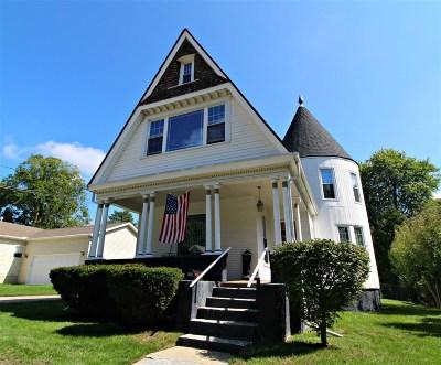 Flushing Single Family Home For Sale: 210 N Beech Street