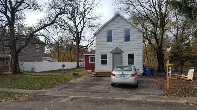 Montrose Single Family Home For Sale: 225 N Saginaw Street