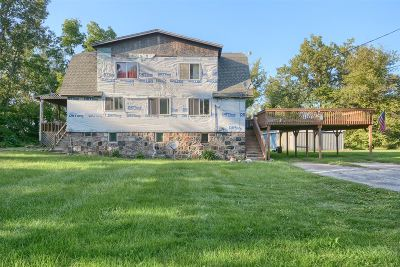 Flushing Single Family Home For Sale: 8174 W Frances Road