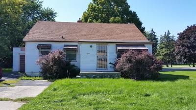 Flint Single Family Home For Sale: 3316 Fenton Road