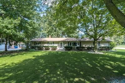 Flint Single Family Home For Sale: 2174 W Reid Road